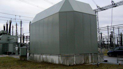 Noise barriers and screens